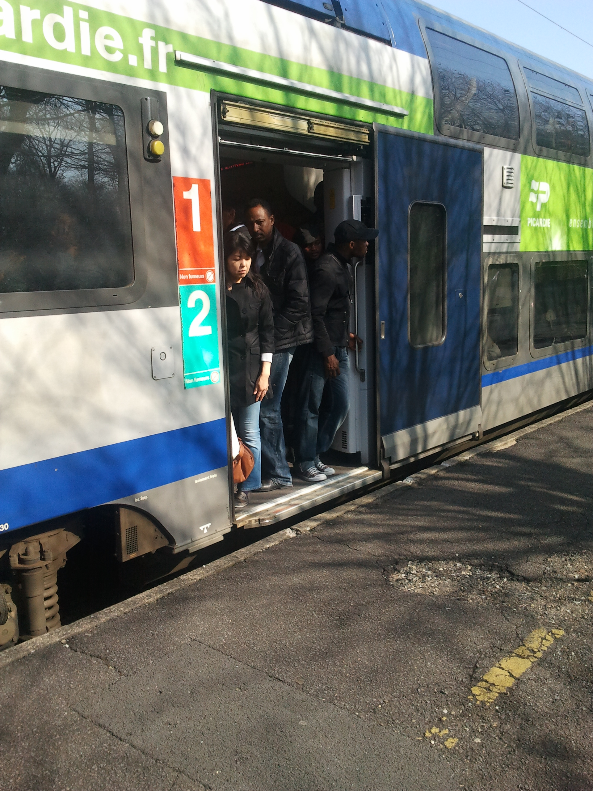 Horaires Ter Paris Orry La Ville