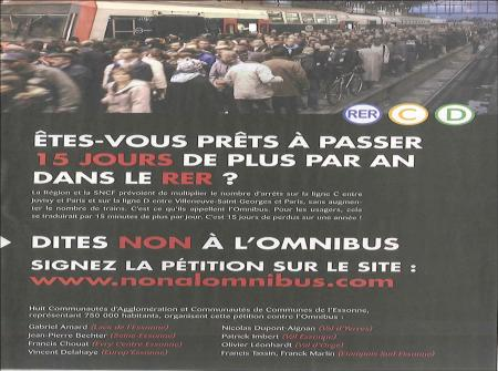 petition 8 communes